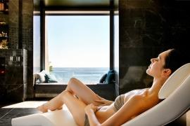 Spa & Relax: Entschleunigen mit Meerblick