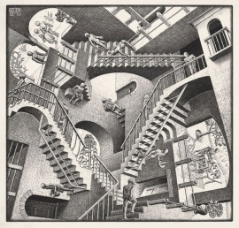 "SPECIAL OFFER ""ESCHER IN TRIESTE"""